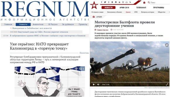 Kremliaus logika: baugina JAV bombonešiais Lietuvoje, bet pasienyje griaudi rusų bombos