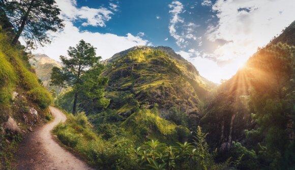 Kvapą gniaužiantys Himalajai: patiks net ir visko mačiusiam turistui