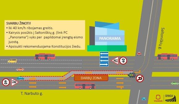 T. Narbuto gatvė