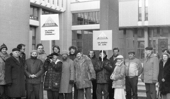 Kodėl komunistai neuždraudė Sąjūdžio: daug kam netikėta ir sutapimų pilna sėkmės istorija