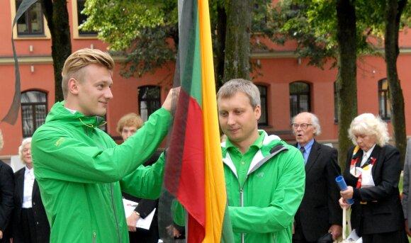 Giedrius Titenis, Žilvinas Ovsiukas (Foto: J.Junevičius)