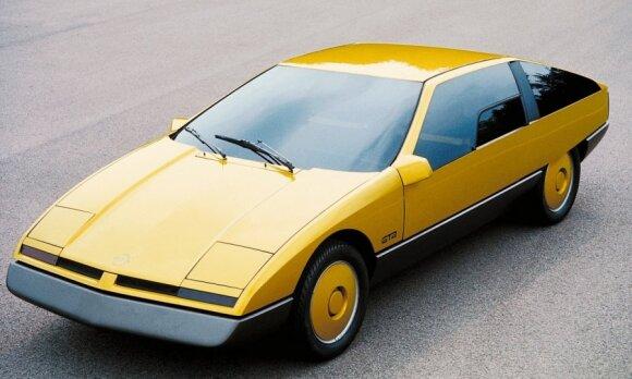 Opel GT2 (1975 m.)