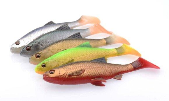 3D River Roach