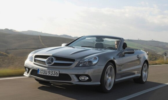 Mercedes-Benz SL (2009 m.)
