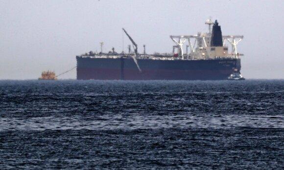"""Tanklaivis """"Amjad"""""""