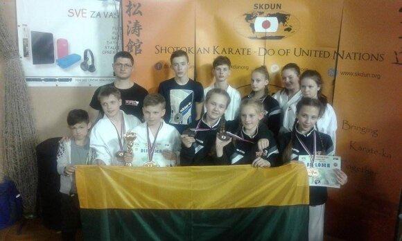 Europos šotokan karatė čempionatas