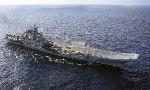 Admiral Kuznetsov lėktuvnešis