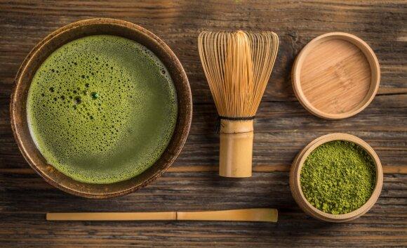 Japoniška mačia arbata
