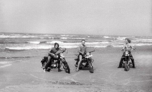 Kelionė prie  jūros, 1972