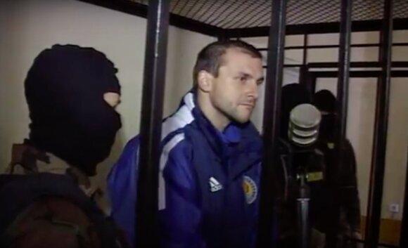 Konstantinas Grigorišinas praeityje buvo areštuotas