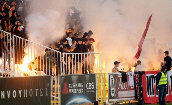 "FC ""Vojvodina"" fanai"