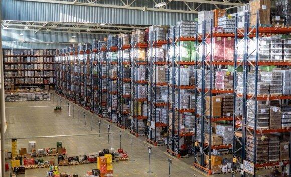 MV GROUP Logistics įdiegė išmaniąją pastatų valdymo sistemą