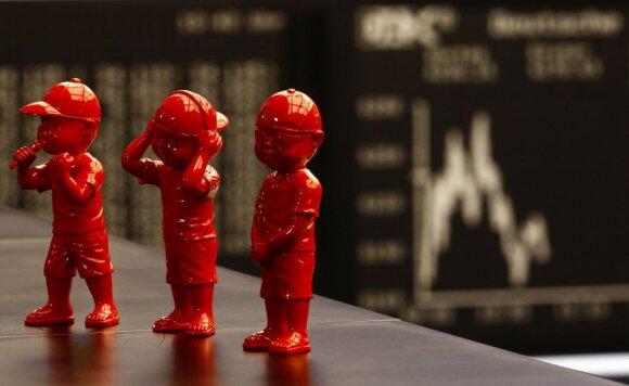 Akcijos, prekyba, rinkos, birža