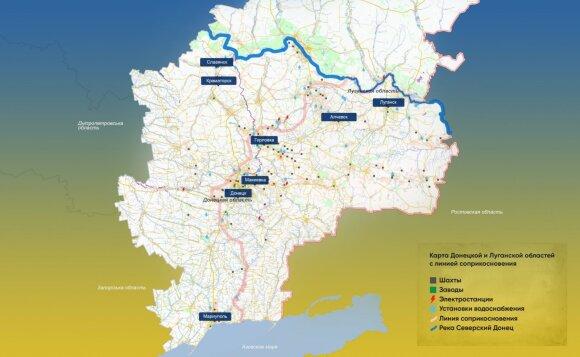 """""""Людей не будет, степь останется!"""" Что происходит с водой в воюющем Донбассе и какой эта вода поступает в Россию"""