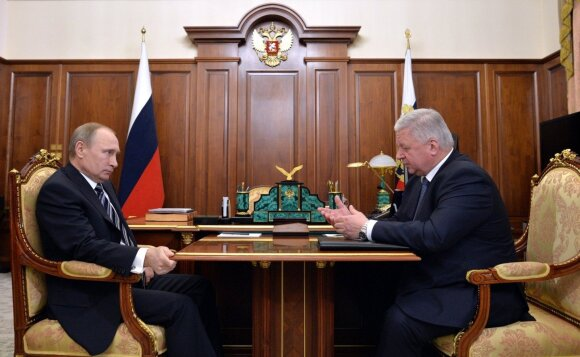 Dėl profsąjungų atstovų trūko kantrybė: ko jie ten slapta važinėja į Rusiją?