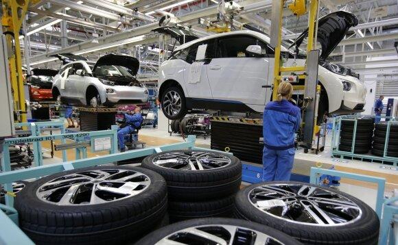 BMW automobilių gamykla