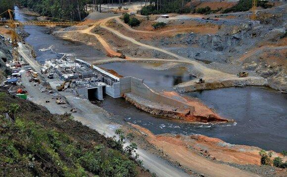 Sendje hydroelektrinė / Duglas Alliance Ltd. nuotr.