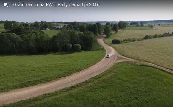 Žiūrovų zona PA1