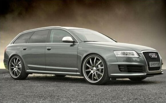 Sportec Audi RS6 Avant