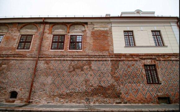 Istorinių pastatų rekonstrukcija: į Kauną grįš XV a. puošybos elementai