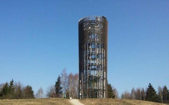 Kalnų (Šiaulės kalno) apžvalgos bokštas