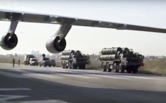США: в Сирии сбит российский Ил-20 с 14 военнослужащими - российской же ракетой