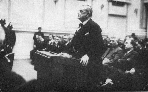 До Нюрнберга: как 85 лет назад в Литве судили клайпедских нацистов