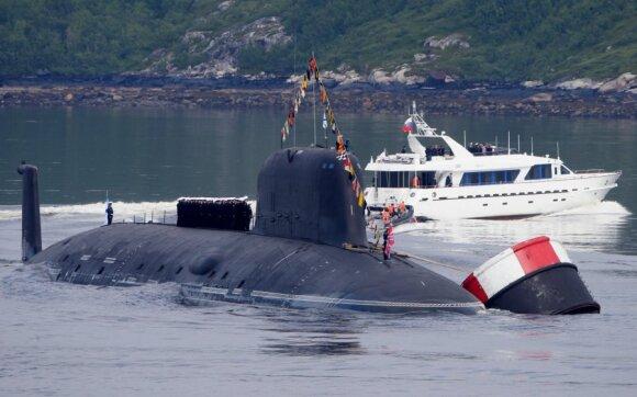 "Povandeninis laivas ""Severodvinsk"""