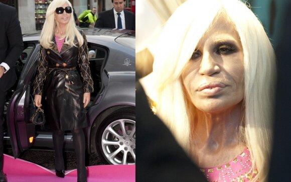 Donatella Versace (2011 m.)
