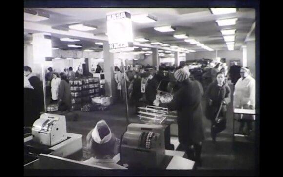 Užmirštos parduotuvės: silkę pakuodavo į popierių, o pardavėjos nevengė pakelti balso