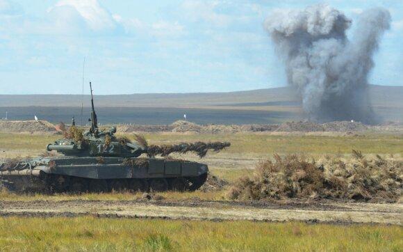 Iš JAV generolo – perspėjimas visai Europai: prabilo apie naują Rusijos planą, kuris gali paliesti ir Lietuvą