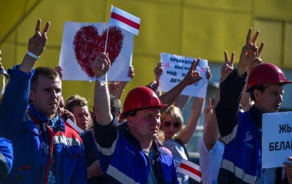 """""""Варианты, чем закончится все это, непредсказуемы"""": как забастовки влияют на экономическую ситуацию в Беларуси?"""