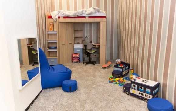 Agnė Jagelavičiūtė pataria, kaip stilingai ir naudingai įrengti vaiko kambarį