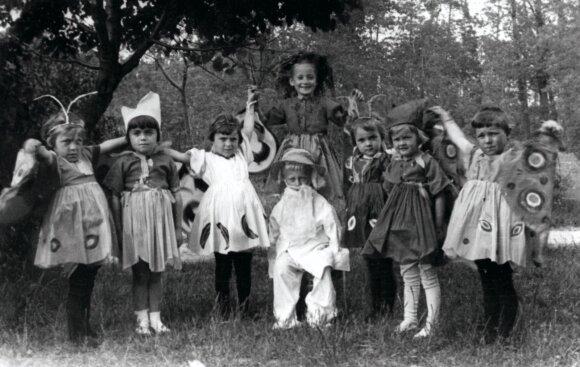 Irenos Sendler išgelbėti vaikai