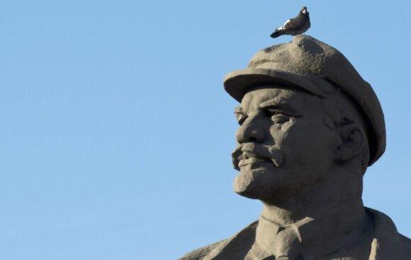 Lenino skulptūra