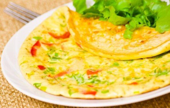 3 patiekalų receptai, kurie pradžiugins mamą Motinos dienos rytą