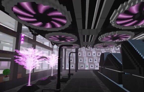 Virtualus meno kūrinys