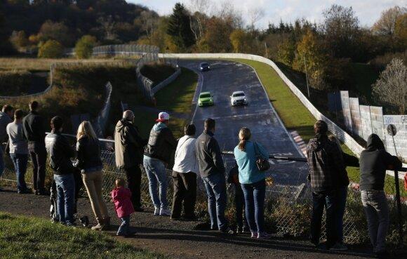 Niurburgringo lenktynių trasa