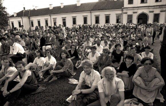 1999 m., IVPažaislio muzikos festivalis