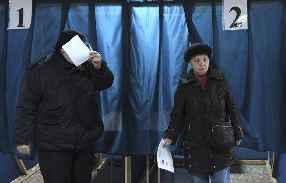 Голосование в ДНР