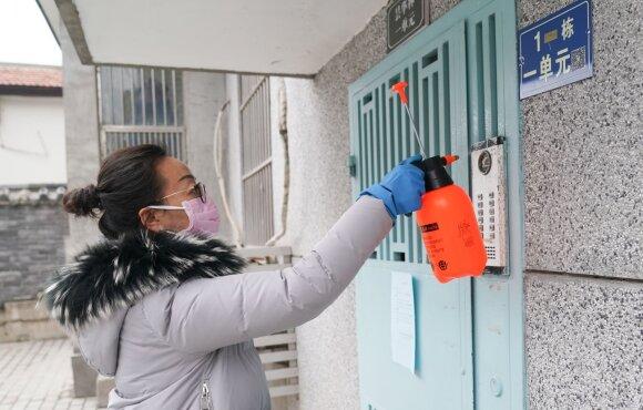 Neigia informaciją apie iš koronaviruso židinio į Lietuvą atvykusį studijuoti asmenį