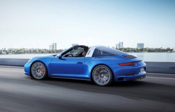 """""""Porsche 911 Targa 4"""""""