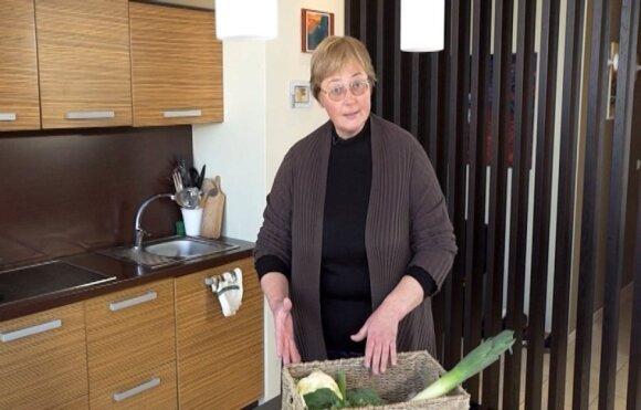 Dalia Ėmužytė per savaitę atsikratė 5 kilogramų.