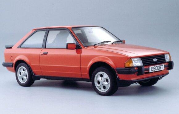 Ford Escort (1980 m.)