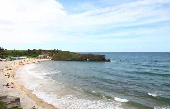 9000 kilometrų kelionė automobiliu iki Portugalijos: tokių atostogų sau galima tik pavydėti