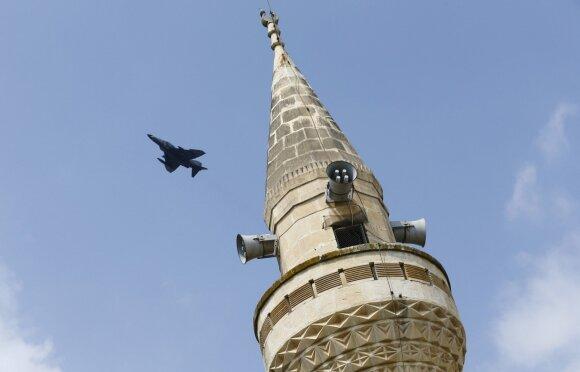 Turkijos naikintuvas