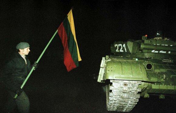 1991 sausio 13-osios įvykiai Lietuvoje