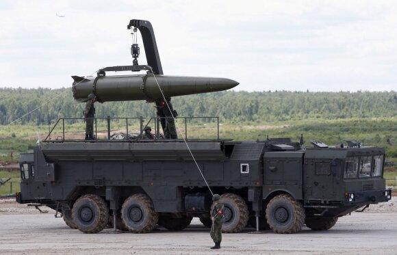Rusija ir vėl melavo: šalia Lietuvos dislokuoti pajėgumai kelia didesnį pavojų, nei manyta