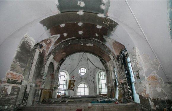 Švč. Sakramento bažnyčia
