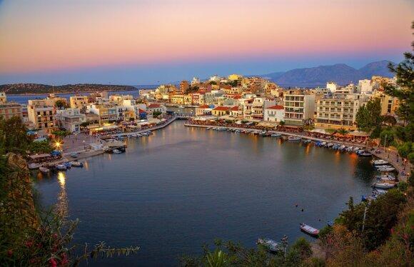 Agios Nikolaos kurortas